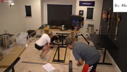 Building The Room - FT - Ashley