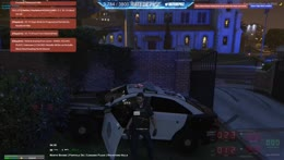NoPixel | Señor Officer A.J. Hunter 10k Arrests c: | GTA V RP