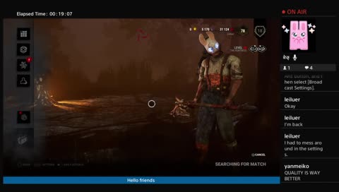Just Another DBD Stream [first stream]