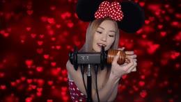 ASMR 💙 !Live 9PM CDT | !merch !newvid !volume !when [TeamFrequency]