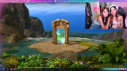 Moon Got Super Happy About The Sims 4 DLC Part 1!!