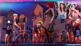 Moon Got Super Happy About The Sims 4 DLC Part 2!!!