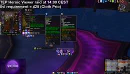 <Method> HC TeP Viewer Raid at 14:00