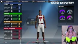 NBA2k20!! Build your player !