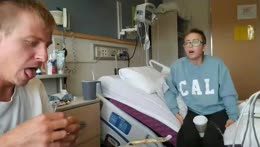 Bone Marrow Transplant Day +5 !bmt !skeeter !cml