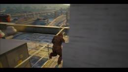 Squatch has a gun!