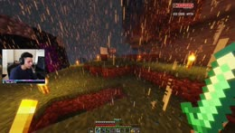 myth gets stuck in nether