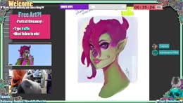 Wanderpus - [Art Giveaways] Free Character Portraits and