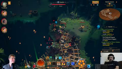 Top Torchlight Frontiers Clips