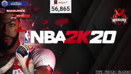 NEW PATCH 280-34 #FIXNBA2K20 SUBTEMBER 😈💨 !sub !discord !donate