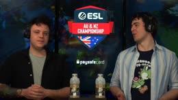 ESL AUNZ Championship 2019 - Dota 2: Semi-Finals | pro.eslgaming.com/anz