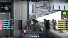 (RU) ESEA MDL Season 32 Australia | Bizarre vs Grayhound | bo1 | by c0stajan & Ragzen