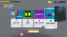 Golden boy on his road to plat