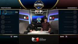 Torneo de ascenso |  Gran Final | Circuito Nacional Chile