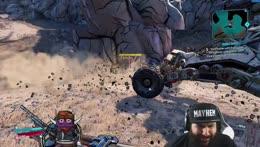 Grand Theft Auto - Borderlands + Ede Style!