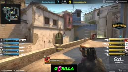 (RU) DreamHack Masters Malmö 2019 Europe Closed Qualifier | mousesports vs FATE | bo3 | by c0stajan