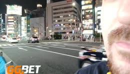 Токио день первый
