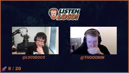 ListenLoco with Thorin to talk NA at 3pm PDT - WoW start up!