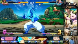 Dragon Ball Fighterz Session with Axeice, Kali Mac, Daniel and Grim.  Tier 1 subs are 2.50 instead of $5...so please sub!!!