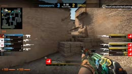 GOTV LIVE 🎵🔴 mousesports vs. CR4ZY - BO3* - Upper bracket final [DreamHack Masters Malmö 2019 Europe Closed Qualifier]