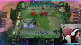 Moon Playing TFT!!
