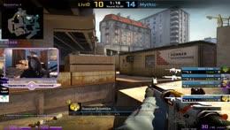 ECS Pinnacle Cup Vs. Livid Gaming (2 Minute Delay) !ECS