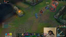 Voyboy: Who Is This Mystery League of Legends Prodigy??? :O (3%)