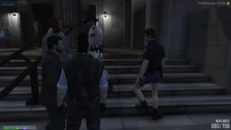 KRAY-TOR GOES TO COURT | H.O.A SENIOR LIEUTENTANT | NoPixel | !shirts !discord