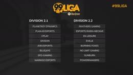 99Damage Liga Saison #12 - Offline Finals - German Stream by 99Damage.de