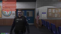 Senior Officer Fwank
