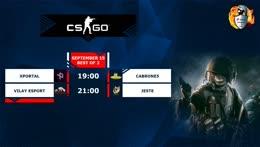 CS:GO Group Stage - Week #1 | A1 Adria League Season 4
