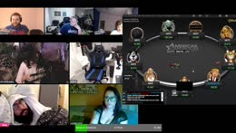 $420,000 Poker Tournament with friends   50% OFF SUBS   Follow me on Twitter @ClawOnTwitch
