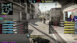 ATK VS SHARKS. MOUSESPORTS CR4ZY AFTER | follow my !social