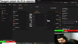 [PT/BR]SHARKS VS eUNITED BO3  + plutUS eSports - FACEIT LOBBYS + VAKINHA PRA TATTOO + #comando10k + [LOJA ON]