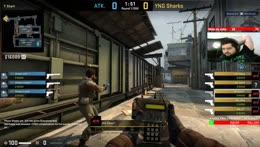 [PT/BR]SHARKS VS ATK BO3  + plutUS eSports - FACEIT LOBBYS + VAKINHA PRA TATTOO + #comando10k + [LOJA ON]