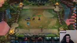 NA Challenger TFT. PBE Games. Kaisa is busted. New emote ;^)