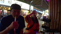 hookah party in busan korea