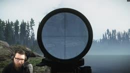 Sniper Scav Eliminated