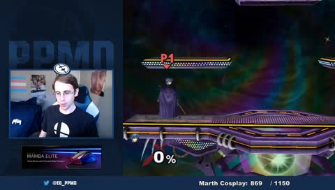 Shout-out to X from PPMD!