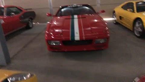 Hamads grandpas car collection PogU