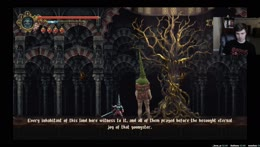 Blasphemous First Playthrough - Going for 100%