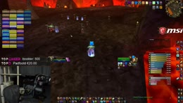 Level 60 Warlock Molten Core | Shazzrah EU