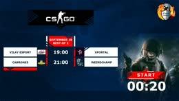 CS:GO Group Stage - Week #2 | A1 Adria League Season 4