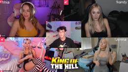 KING OF THE HILL FT | MIA MALKOVA, BRIDGETT, KANDYLAND, & JENNA | TWITTER @RAJJOFFICIAL