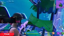 THE FUNNIEST WATCH PARTY IN THE FORTNITE DIRECTORY