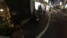 JAPAN, !Kansai - Okayama evening stroll !socials !tip !TTS !mediashare