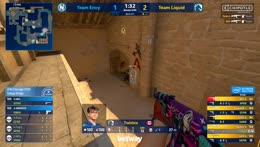 RERUN: CS:GO - Team Liquid vs. Team Envy [Mirage] Map 2 - Group A - IEM Chicago 2019