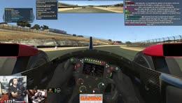 [Subs al 50%!] Unas carreras random... ¡luego IndyCar en Laguna Seca! || !juegogratis