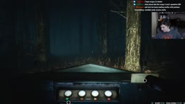 Blair Witch First Playthrough