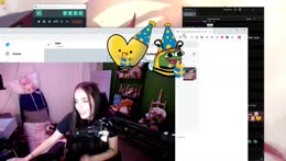 BIRTHDAY STREAM! 🎂 [50% off subs] po box opening, games, chill, thank u for coming to my birthday  :}